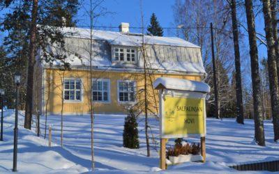 Salpalinjan Hovi mukana Tripsterin 20 x Suomen paras hotelli listauksessa
